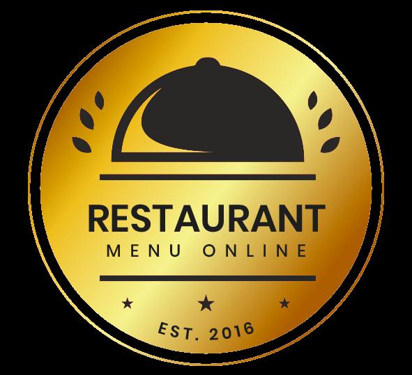 Menu de restaurante online